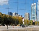Город сквозь стекло