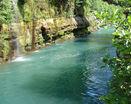Зеленая река времени