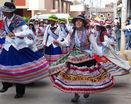Парад в Перу
