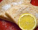 Блинчики с лимоном
