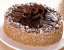 Торт сладкий соблазн