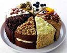Много пирожных на любой вкус
