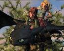 Как приручить дракона персонажи 3D