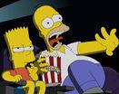 Барт и гомер симпсоны