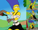 Мардж симпсон в плейбое